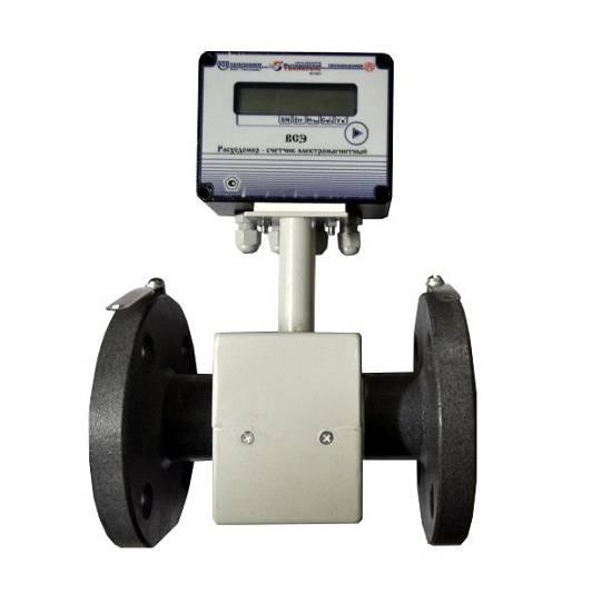 ВСЭ - расходомер-счетчик воды электромагнитный