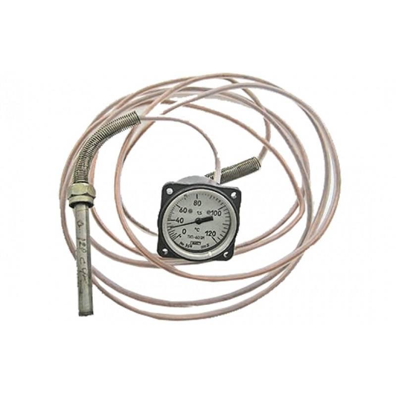 ТКП-60/3М - термометр манометрический показывающий виброустойчивый