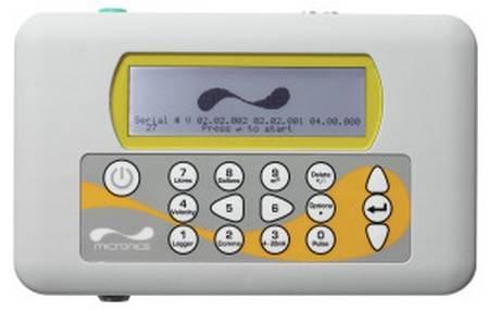 Portaflow 220 - портативный ультразвуковой расходомер жидкости