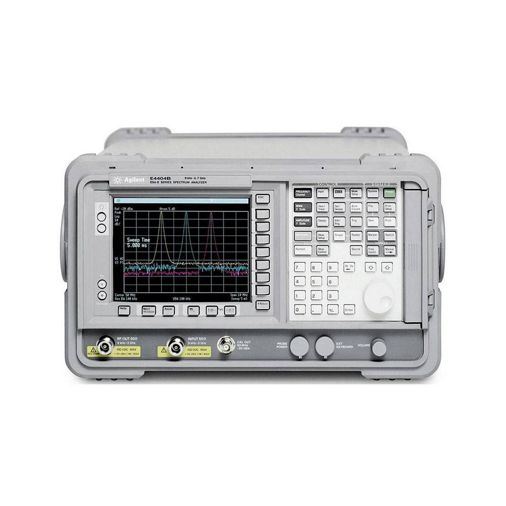 E4404B - анализатор спектра