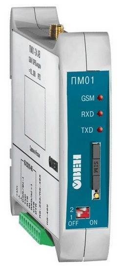 ПМ01 - GSM-модем