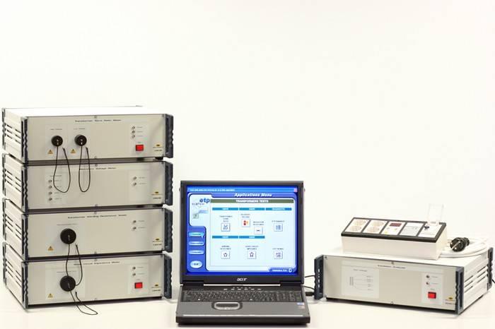 ETP-System - универсальная интеллектуальная трехфазная система диагностики трансформаторов
