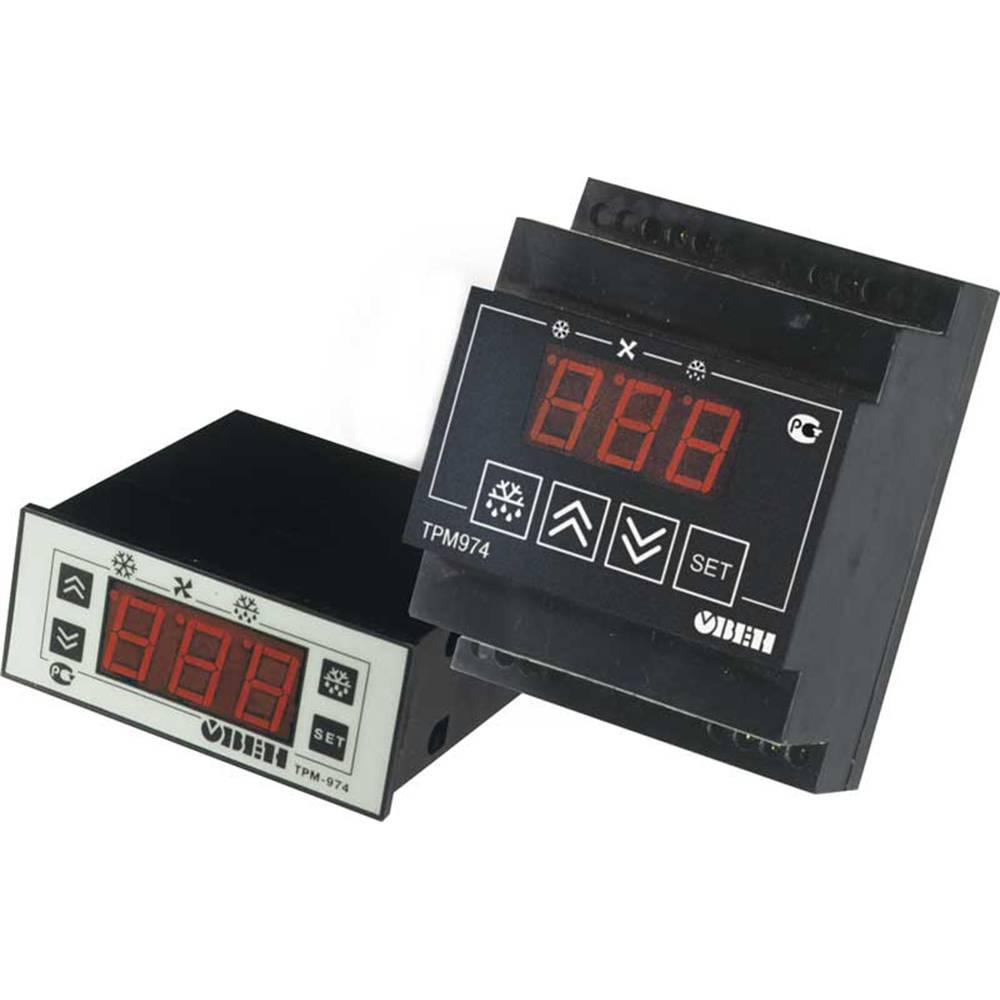 ТРМ974 - блок управления средне- и низкотемпературными холодильными машинами с автоматической разморозкой