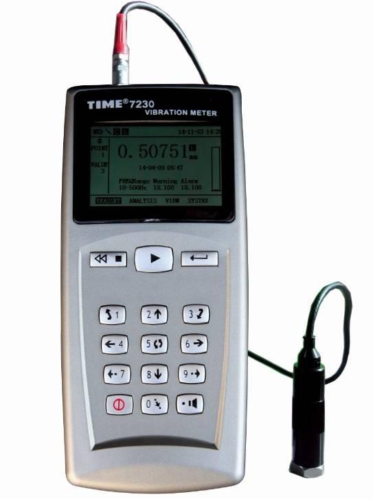 TIME7230 - измеритель вибрации