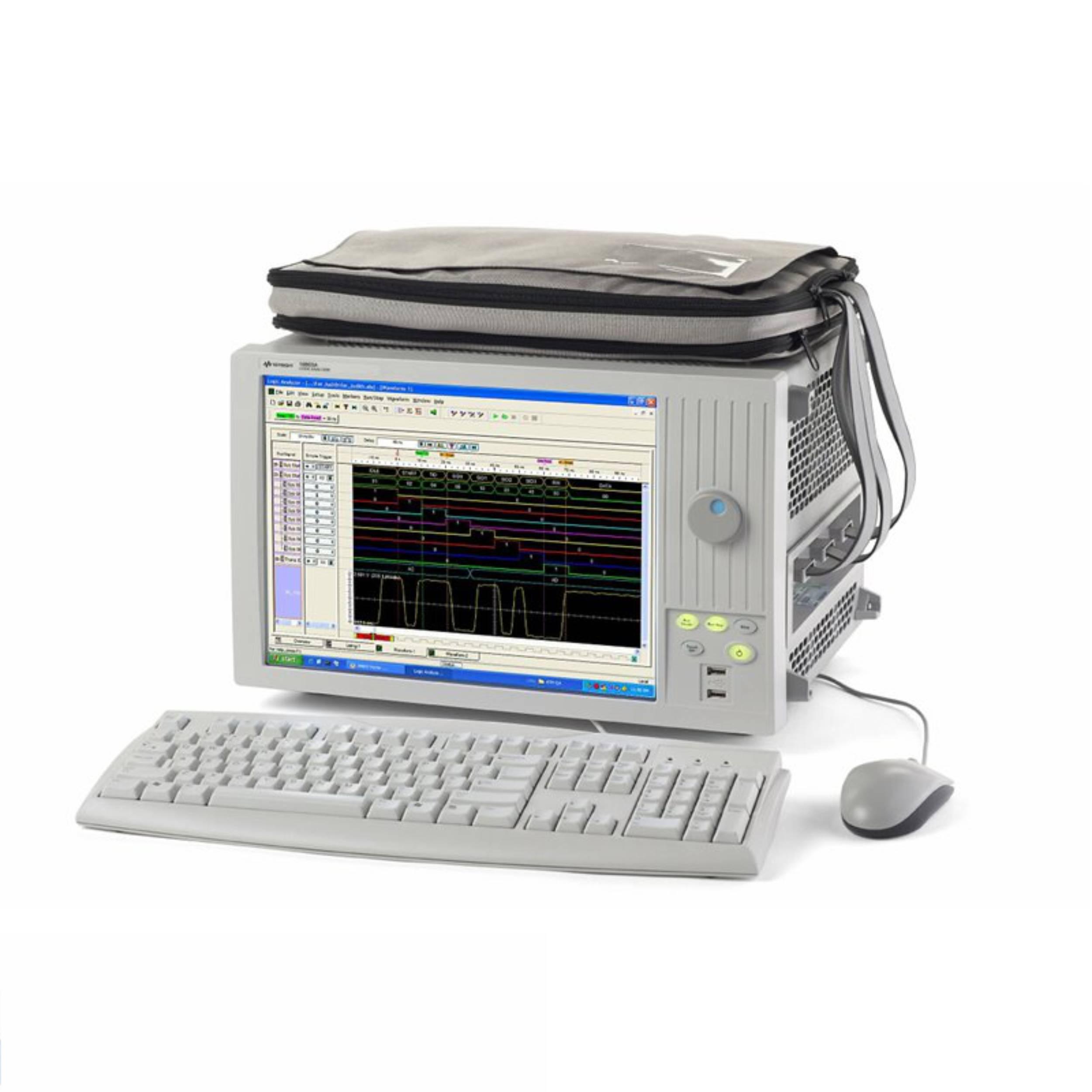 16801A - логический анализатор