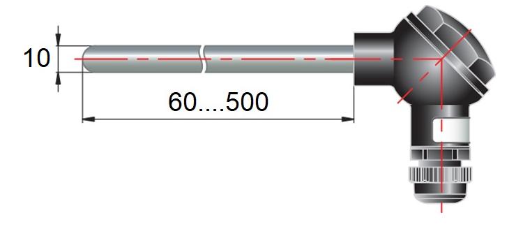 дТП025 - преобразователь термоэлектрический