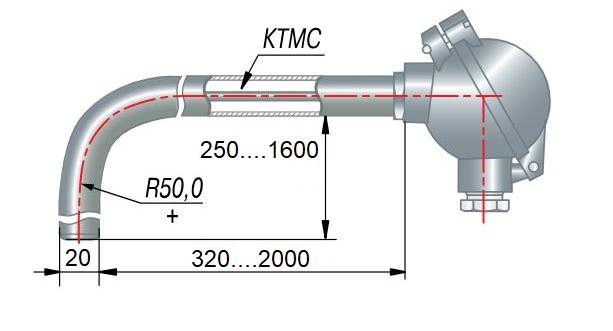 дТП115 - преобразователь термоэлектрический