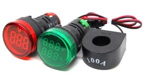 МТ22 - цифровые индикаторы напряжения и тока