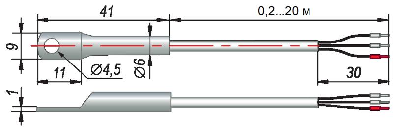 ДТС324-EXIA - термопреобразователь сопротивления