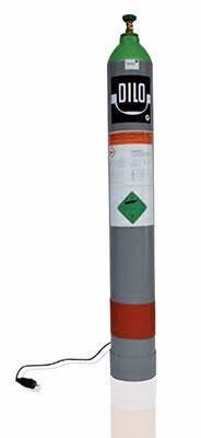 Dilo 3-429-R - нагревательный пояс для баллонов с элегазом