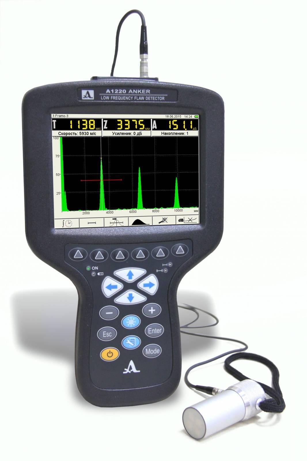 А1220 ANKER - ультразвуковой дефектоскоп
