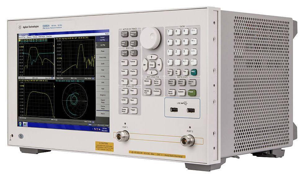 E5063A-245 - анализатор цепей
