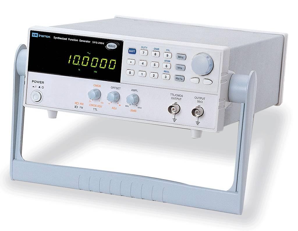 SFG-2007 - генератор сигналов специальной формы