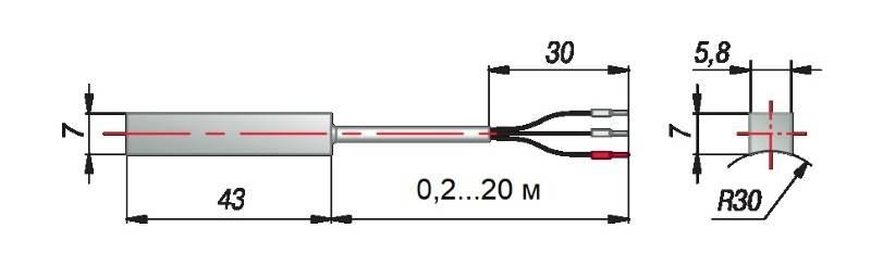 дТС224 - термопреобразователь сопротивления