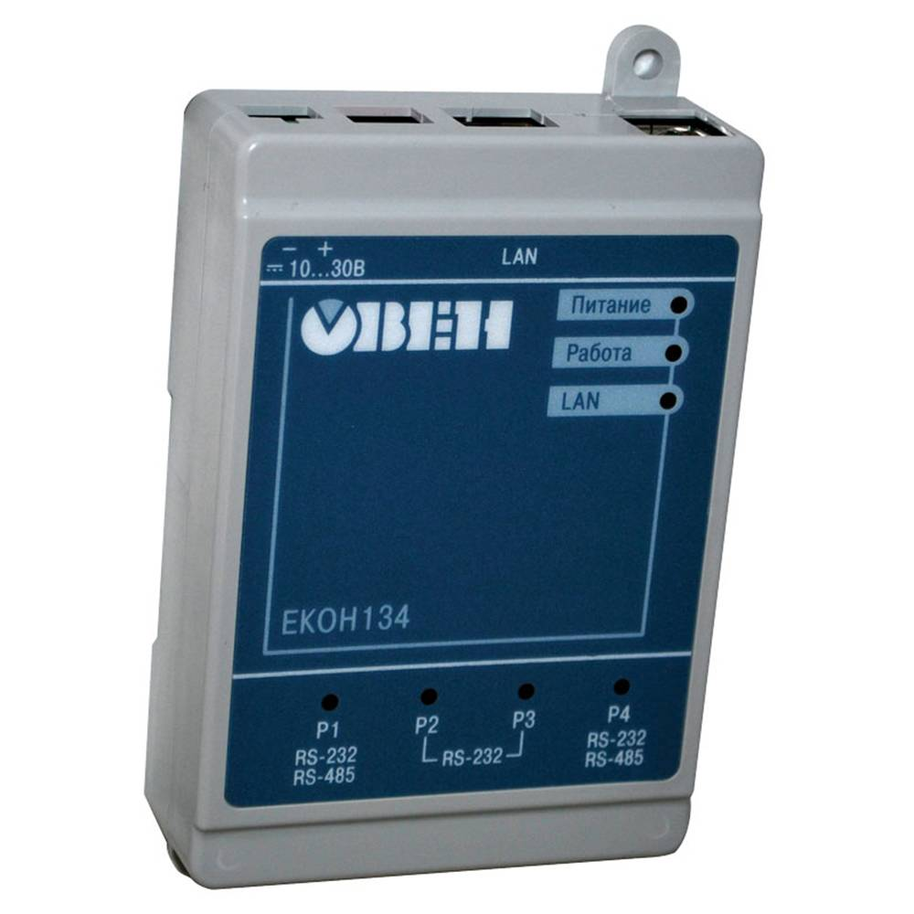 ЕКОН134 - преобразователь интерфейса Ethernet