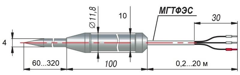 дТС164 - термопреобразователь сопротивления
