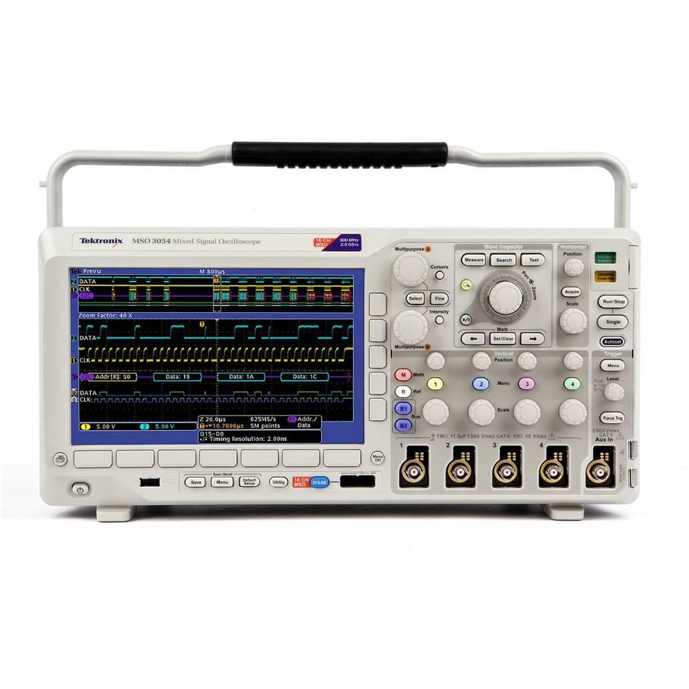 DPO3052 - цифровой осциллограф