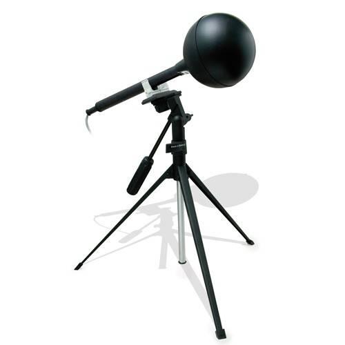 Метеоскоп Шаровой термометр (черный шар) - для измерения ТНС-индекса - опция к Метеоскопу