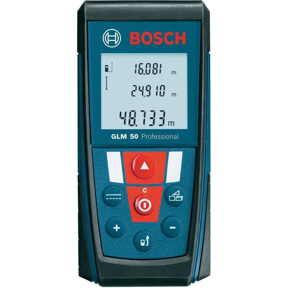 Bosch GLM-50 Professional - лазерный дальномер
