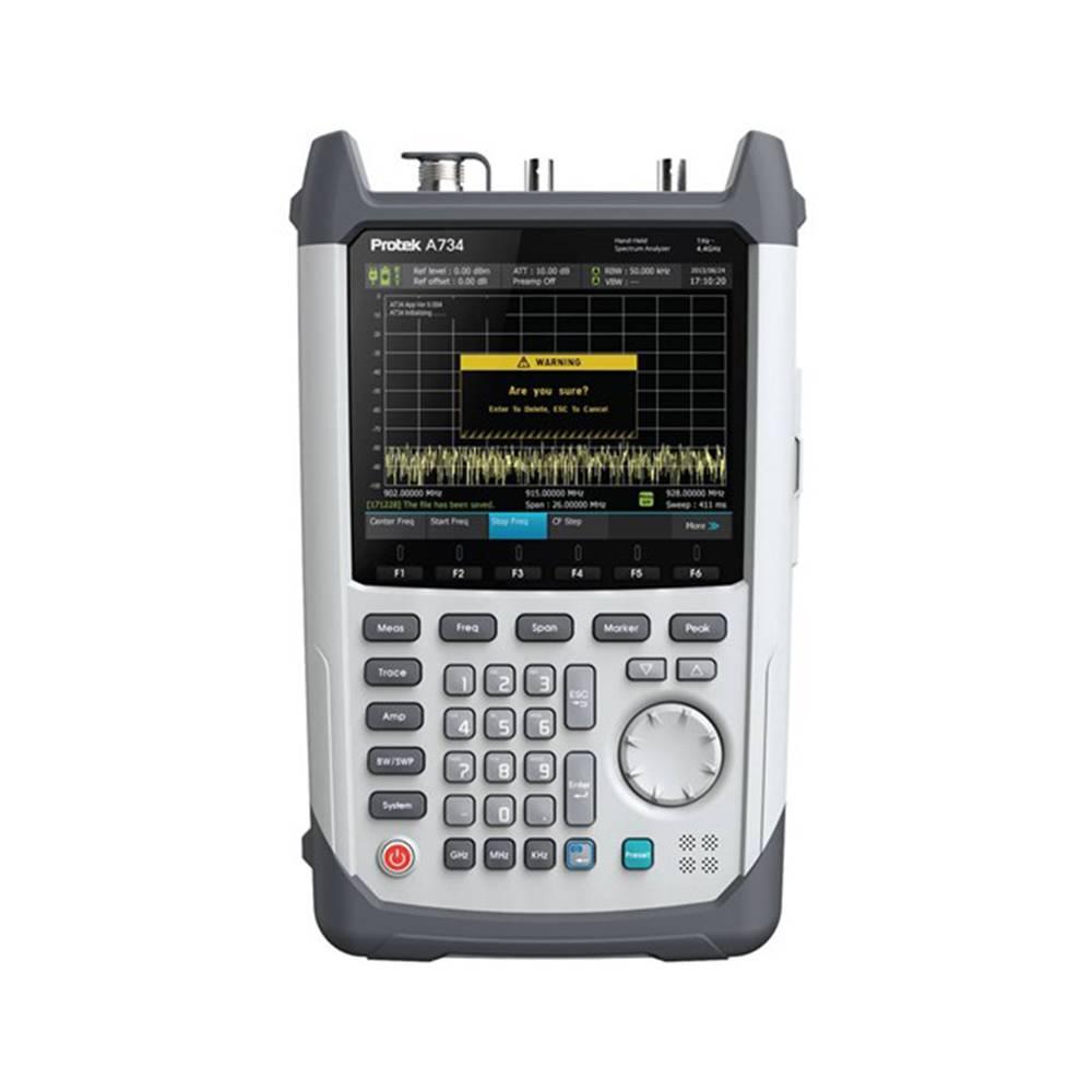A734 - анализатор спектра