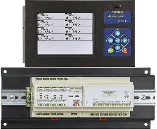 Термодат-29М6 - измеритель-регистратор
