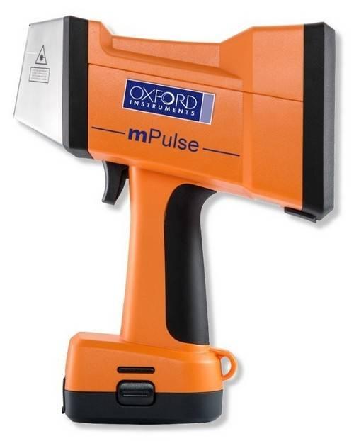 mPulse - портативный лазерный анализатор металлов