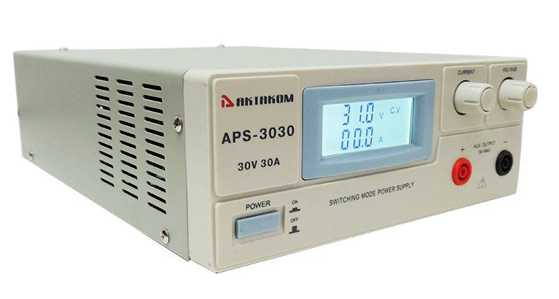 APS-3030 - источник питания