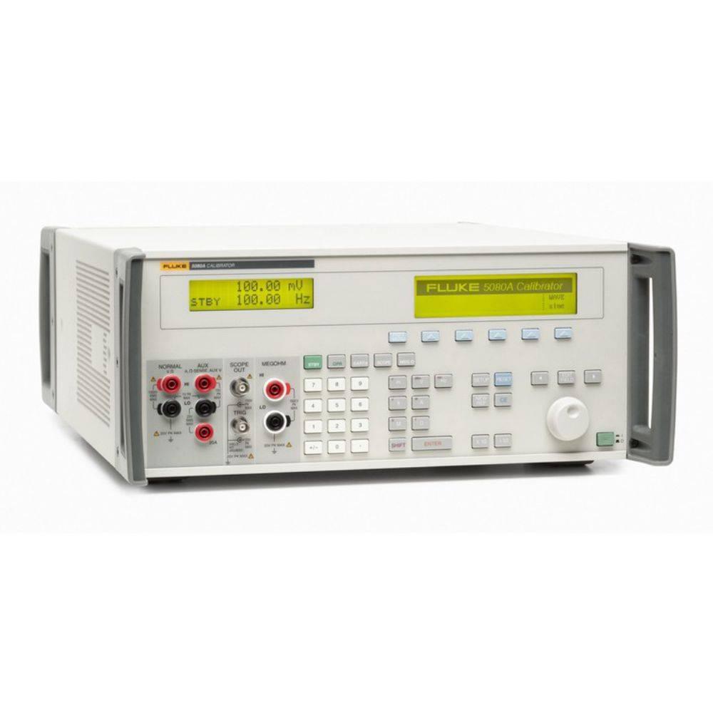 Fluke 5080A/MEG - многофункциональный калибратор с опцией калибровки мегаомметров
