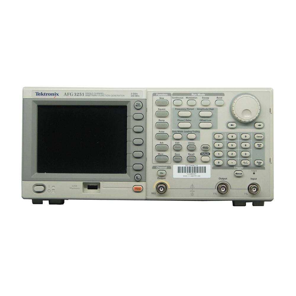 AFG3251 - генератор сигналов универсальный