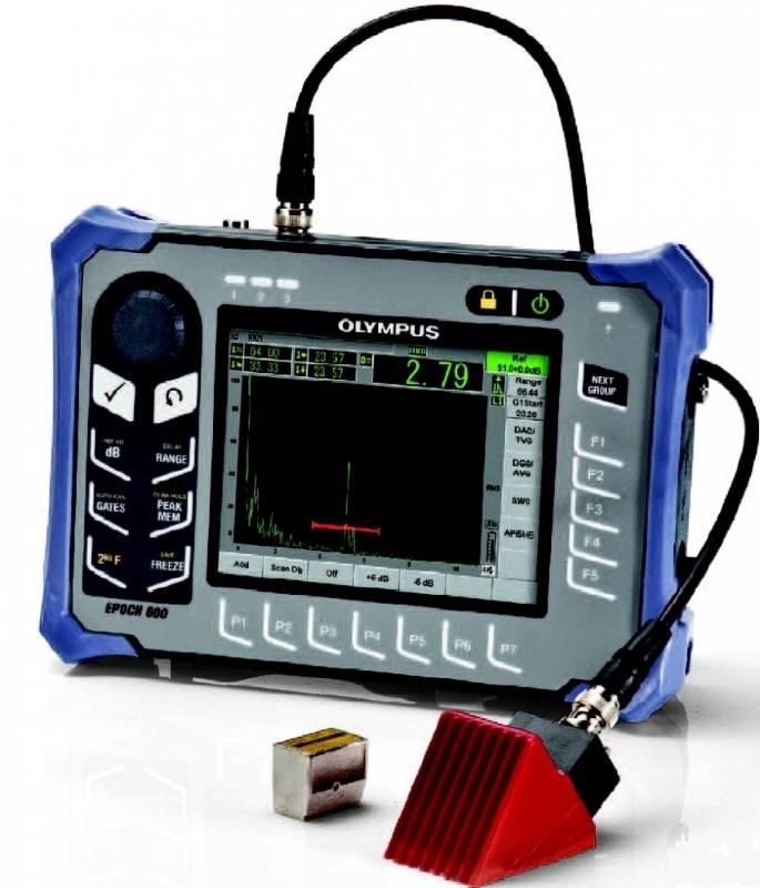 Epoch 650 - ультразвуковой дефектоскоп