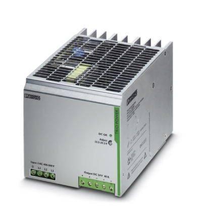 TRIO-PS/3AC/24DC/40 - источник питания с регулированием в первичной цепи