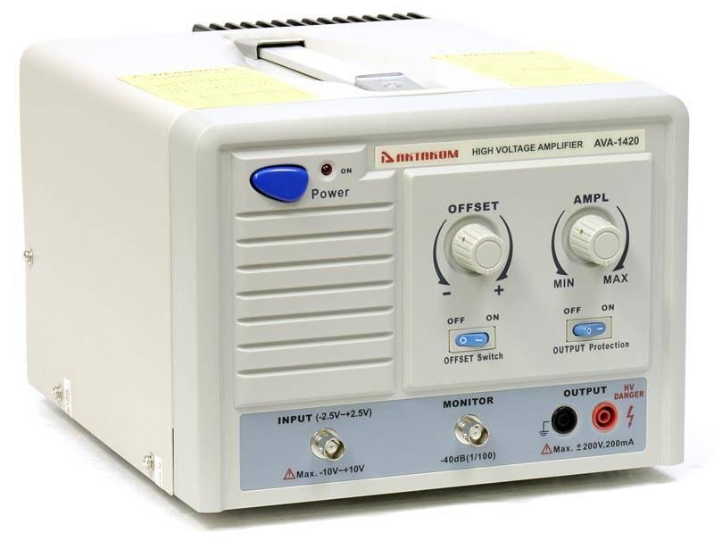 AVA-1420 - амплитудный усилитель