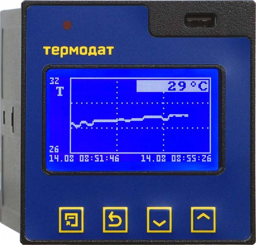 Мерадат-М16М6 - термопарный вакуумметр