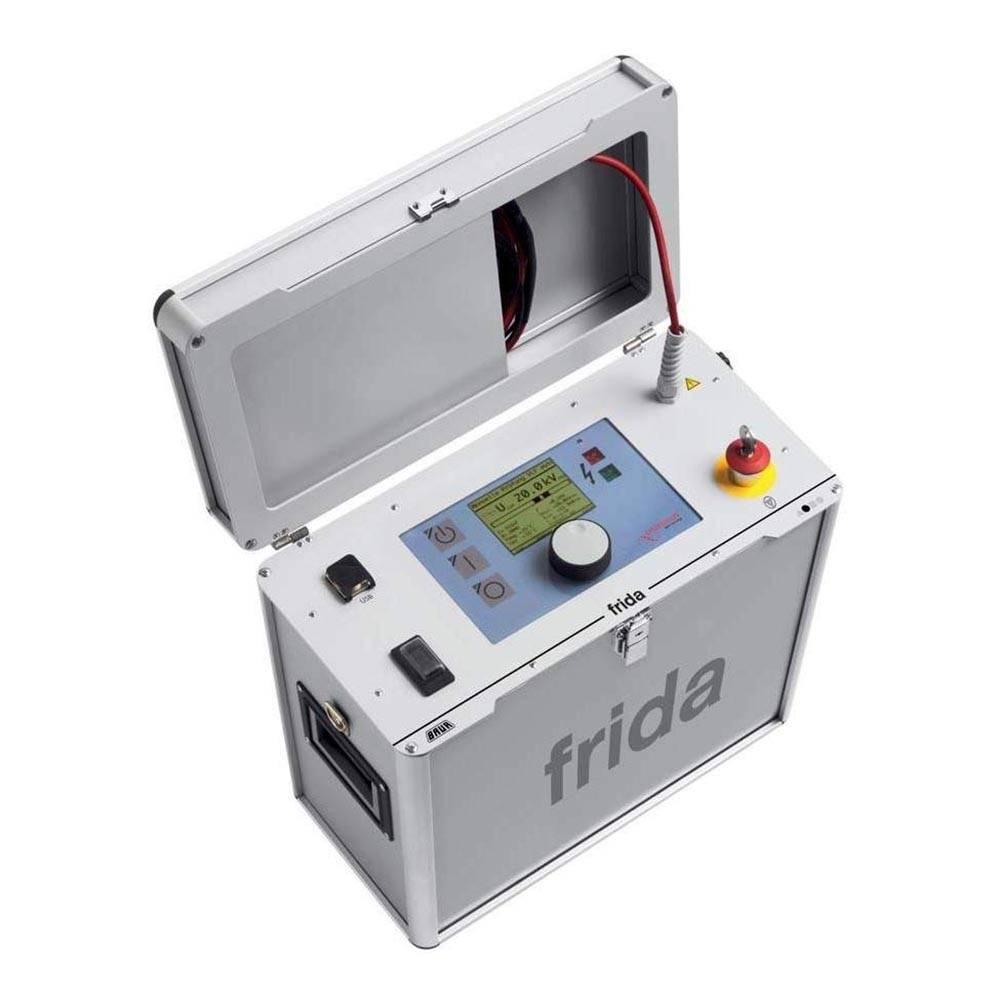 FRIDA - портативное устройство для высоковольтных испытаний синусоидальным напряжением сверхнизкой частоты