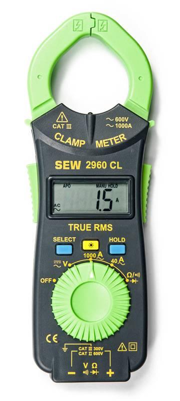 2960 CL - клещи электроизмерительные