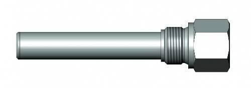 Гильза защитная к ТГС - для термометров самопишущих