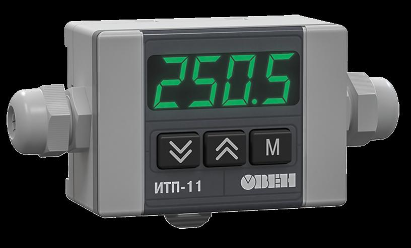 ИТП-14 - измеритель унифицированных сигналов с внешним питанием