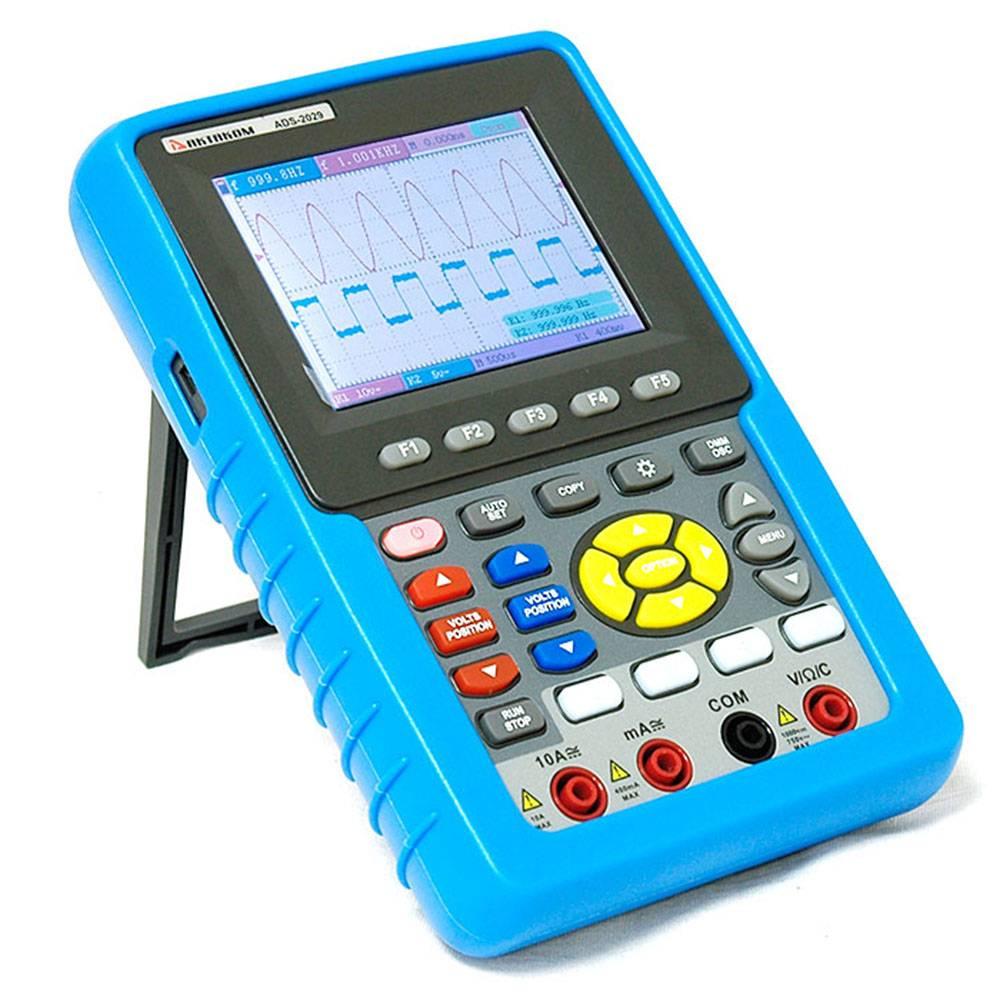 ADS-2029 - ручной цифровой осциллограф