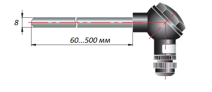 ДТС015 - термопреобразователь сопротивления