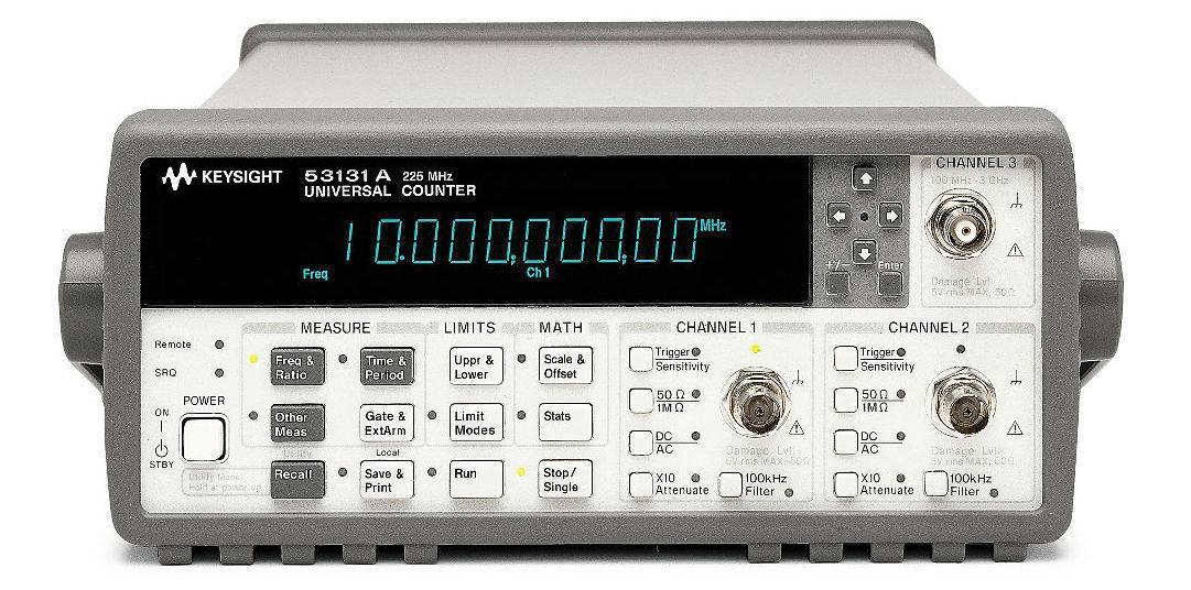53131A - частотомер