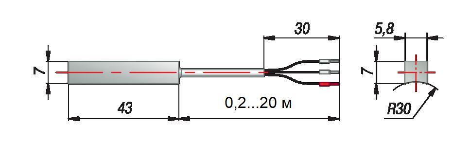 ДТС224-EXIA - термопреобразователь сопротивления