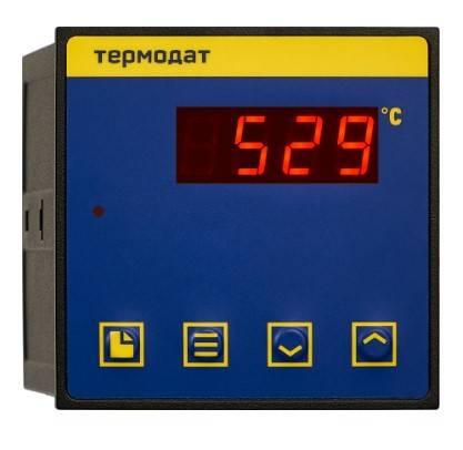 Термодат-10M6 - одноканальный измеритель температуры