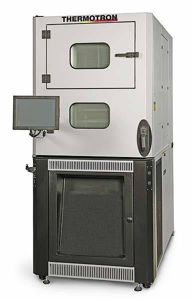 ATSS серия - автоматические двухзонные термошоковые камеры