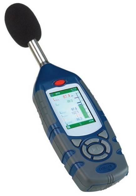 CEL-620.C/1 - высокоточный шумомер с функцией третьоктавного анализа звука в режиме реального времени