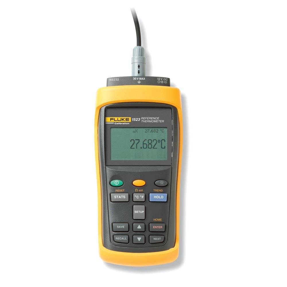 Fluke 1523 - эталонный термометр