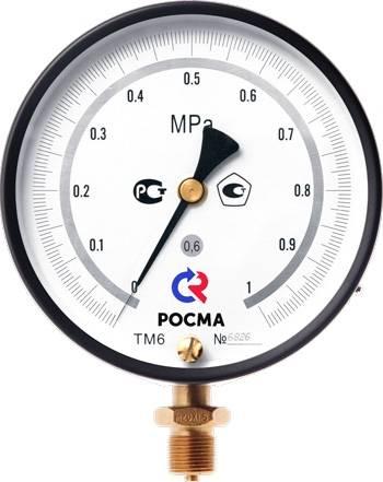 ТМ-610 МТИ - манометр точных измерений