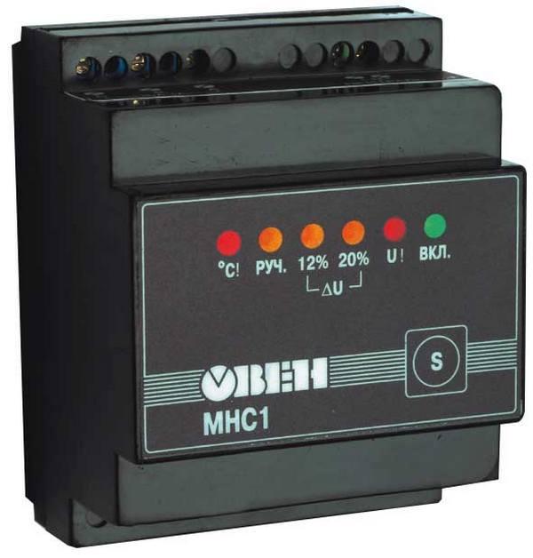 МНС1 - монитор напряжения сети