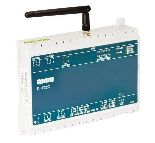 КСОД - контроллер для учета ресурсов