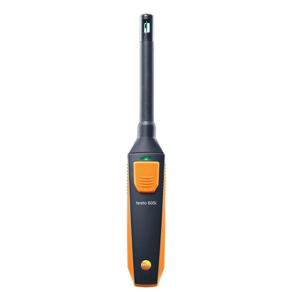 testo 605i - смарт-зонд термогигрометр с Bluetooth