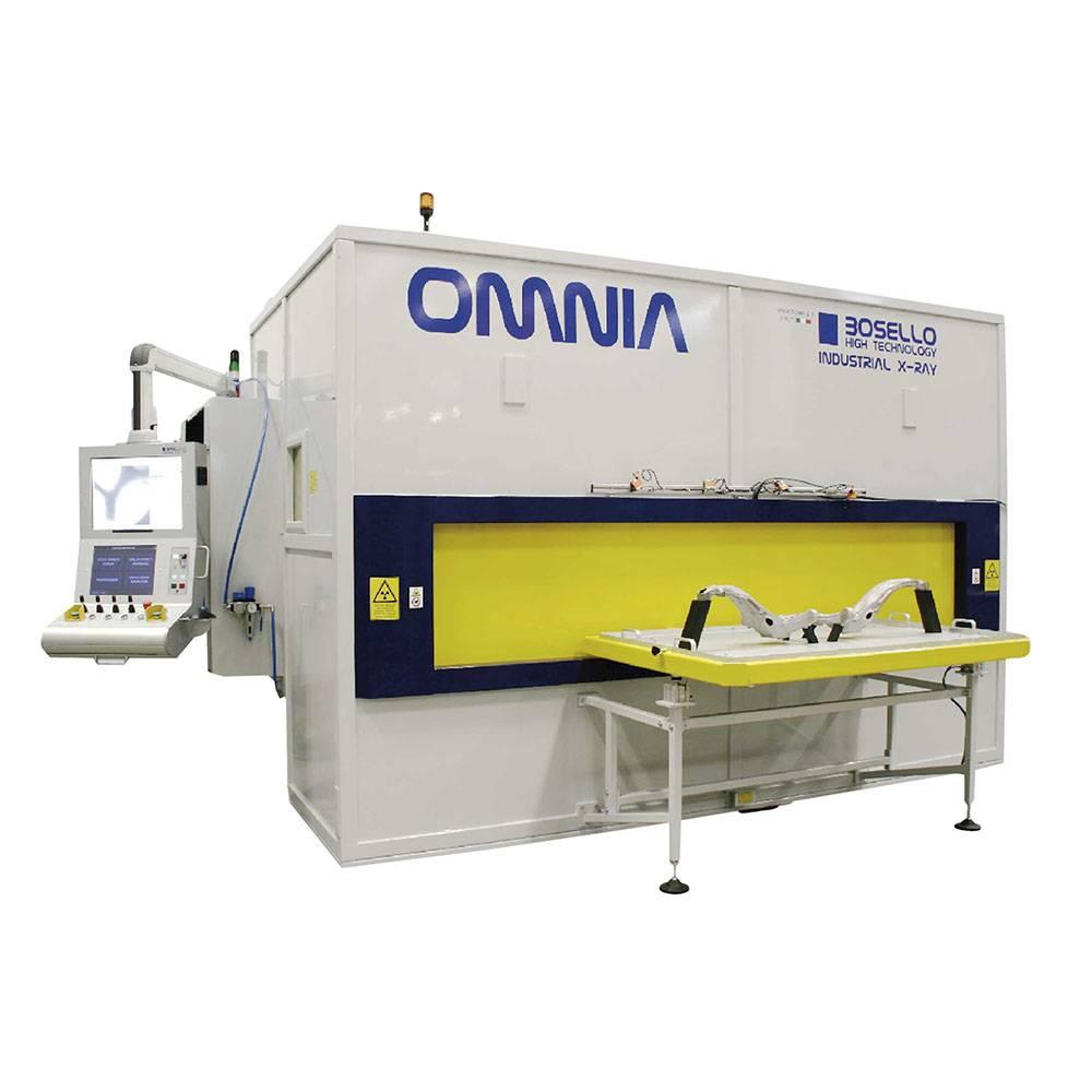 Omnia - рентгенотелевизионная система для конвейерных линий